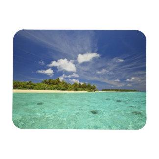 View of Funadoo Island from Funadovilligilli Flexible Magnet
