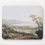 View of Geneva from Saconex in Savoy Mouse Pad