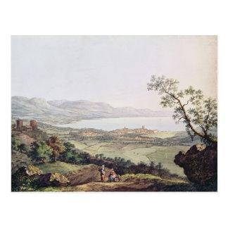 View of Geneva from Saconex in Savoy Postcards