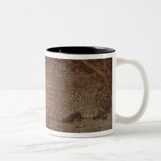 View of Genoa Two-Tone Coffee Mug