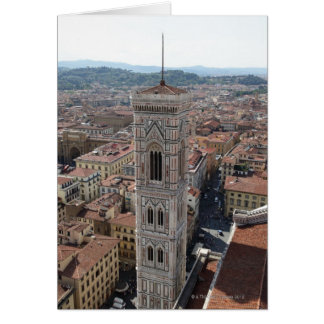 View of Giotto's Bell Tower (Campanile di Card