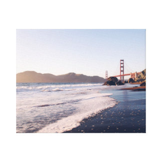 View of Golden Gate Canvas Print