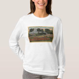 View of Golden Gate Park & Conservatory T-Shirt