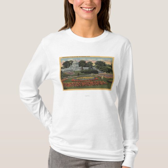 View of Golden Gate Park & Conservatory T-Shirt