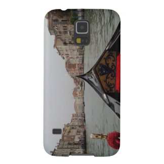 View Of Grand Canal From A Gondola Galaxy S5 Cases