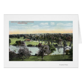 View of Green Hill Park Card