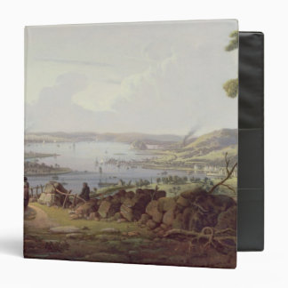 View of Greenock, Scotland Vinyl Binders