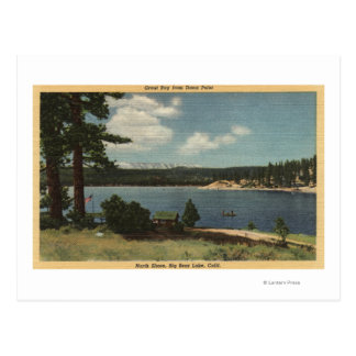 View of Grout Bay from Dana Point Postcard