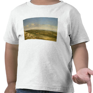 View of Haarlem from the Dunes (oil on canvas) Shirt