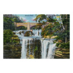 View of Haines Falls Posters