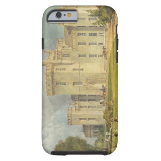 View of Hampton Court from the North-west, c.1806 Tough iPhone 6 Case