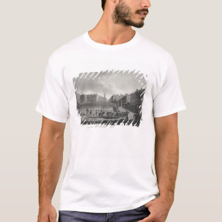 View of Hanover Square, engraved by Robert Pollard T-Shirt