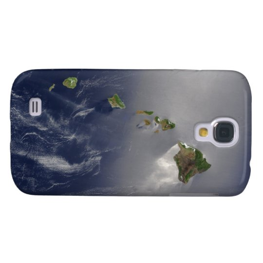 View of Hawaii from Space Samsung Galaxy S4 Cover