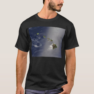 View of Hawaii from Space T-Shirt