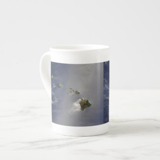 View of Hawaii from Space Tea Cup