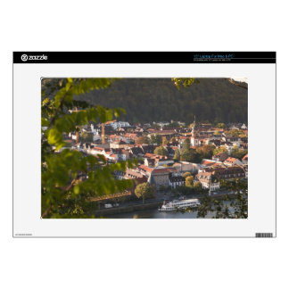 "View of Heidelberg's Old Town Decal For 15"" Laptop"