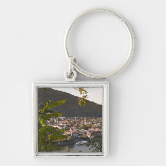 View of Heidelberg's Old Town Keychain