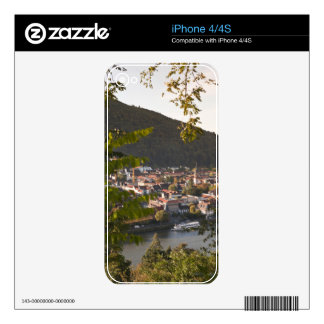 View of Heidelberg's Old Town iPhone 4 Skin