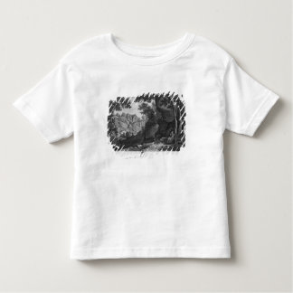 View of Heloise grotto the park La Garenne Toddler T-shirt