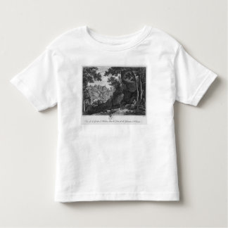 View of Heloise grotto the park La Garenne Tshirt