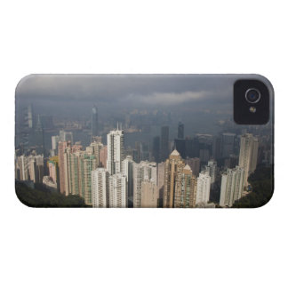 View of Hong Kong from The Peak iPhone 4 Cover