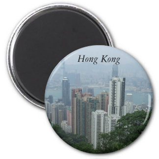 View of Hong Kong From The Peak Magnet