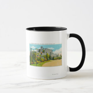 View of Hoover's Home, Stanford U Campus Mug