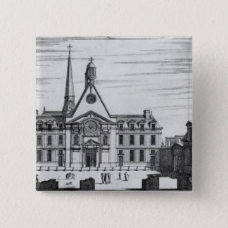 View of Hopital des Incurables Button
