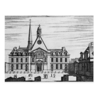 View of Hopital des Incurables Postcard