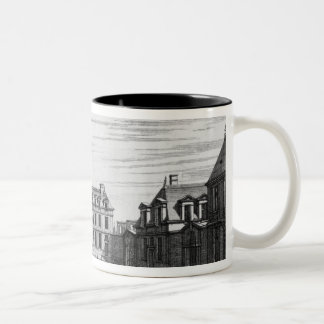 View of Hopital des Incurables Two-Tone Coffee Mug