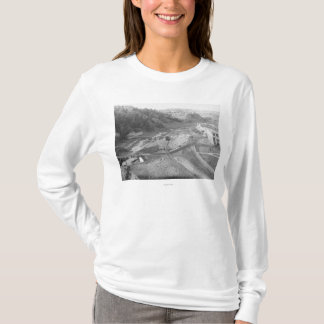 View of Hot Springs, SD Photograph T-Shirt