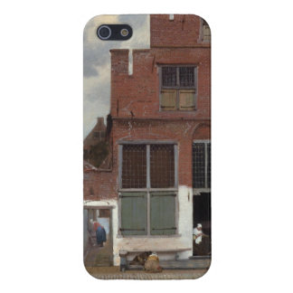 View of houses in Delft by Johannes Vermeer iPhone 5/5S Cover