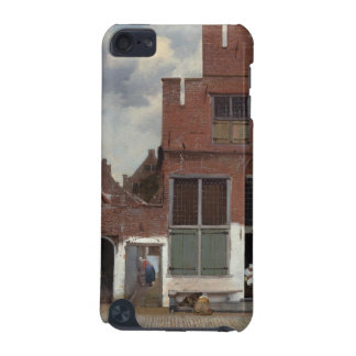View of houses in Delft The Little Street iPod Touch (5th Generation) Case