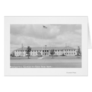 View of HQ Building Card