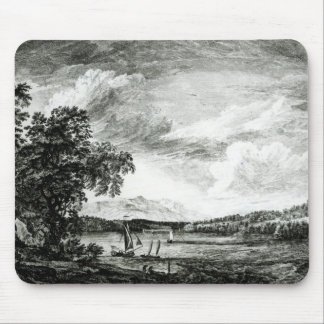 View of Hudson's River of Pakepsey Mouse Pad