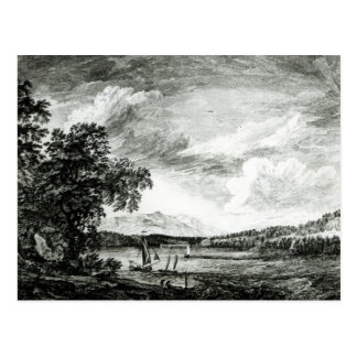 View of Hudson's River of Pakepsey Postcard