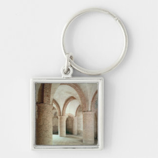View of interior keychain