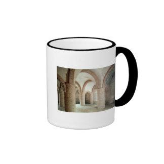 View of interior mug