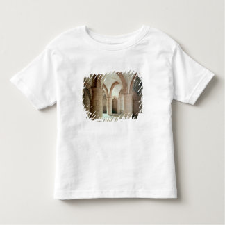 View of interior toddler t-shirt