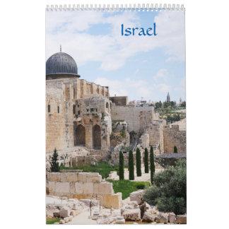 View of Israel, calendar 2019