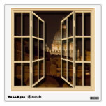 View Of Italy Wall Decal