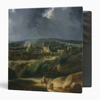 View of Jerusalem from the Valley of Jehoshaphat Binder
