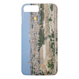 View of Jerusalem Old City, Israel iPhone 7 Plus Case