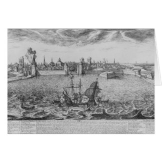 View of La Rochelle Card
