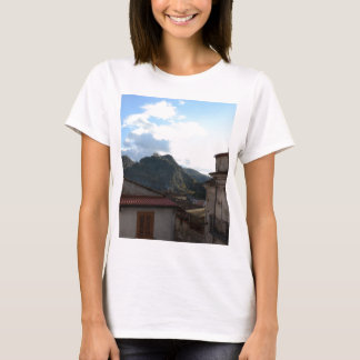 View Of Laino Castello T-Shirt