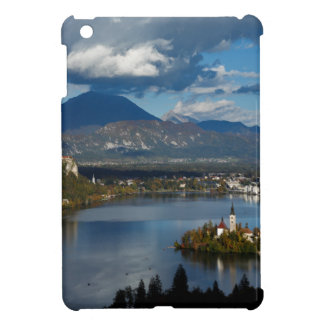 View of Lake Bled from Ojstrica Cover For The iPad Mini