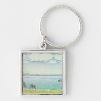View of Lake Leman from Chexbres, 1905 Keychain