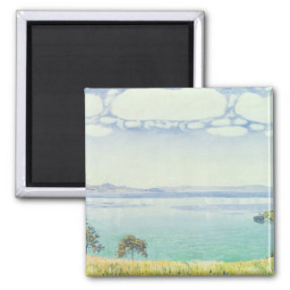 View of Lake Leman from Chexbres, 1905 Magnet