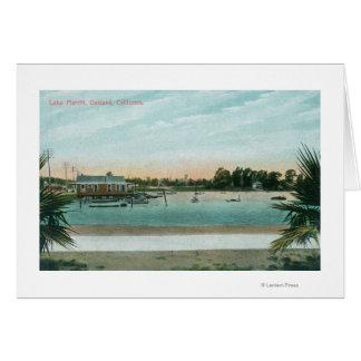View of Lake MerrittOakland, CA Card