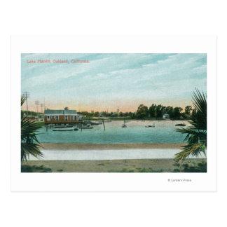 View of Lake MerrittOakland, CA Postcard